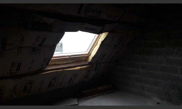 Isolation plaquisterie et Maconnerie renovation à Tonquedec